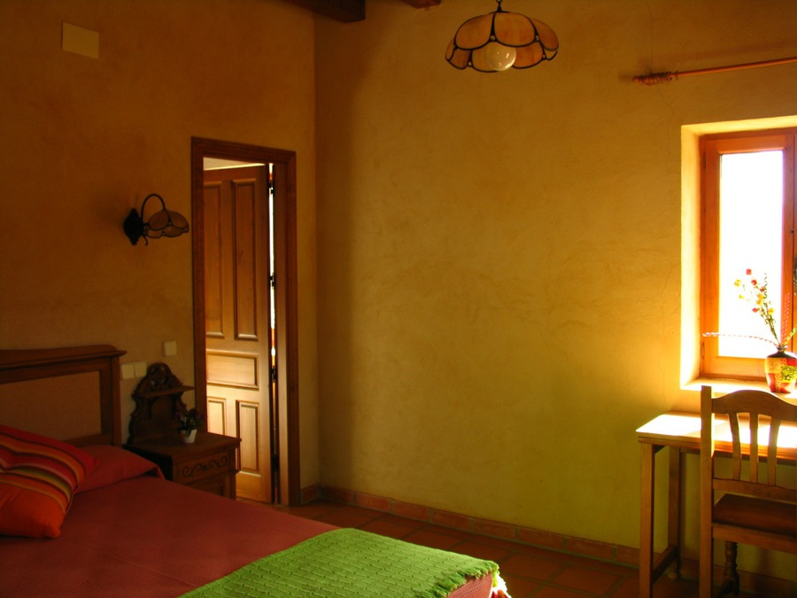 alquiler casas rurales con chimenea sierra madrid casa