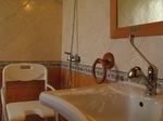 Habitación Peña Blanca - Baño adaptado