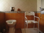 Habitación Peña Blanca - Baño adaptado (2)