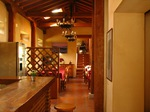 Zona de cocina y comedor Casa Rural ISABELAE