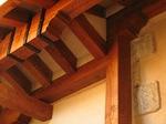 Detalle techo Casa Rural ISABELAE